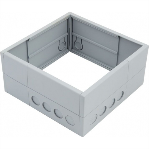 Hafele Storage Solutions - Easyflex Drawer Insert 333 x 115 x 333mm