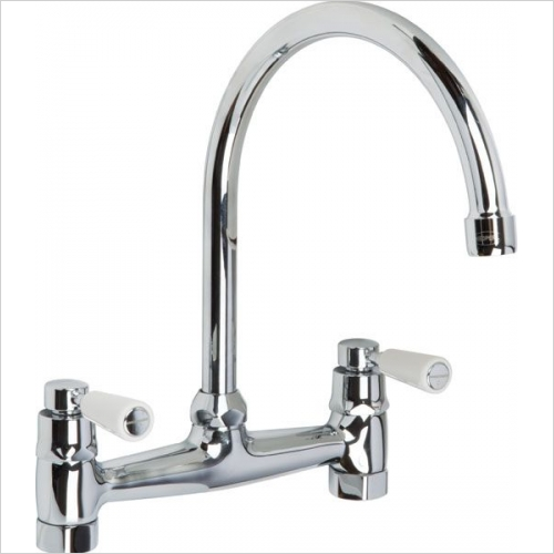 Rangemaster TBL3CM/BF Belfast Traditional Bridge Tap