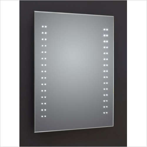 Frontline - Illuminated 60 LED Mirror 500mm