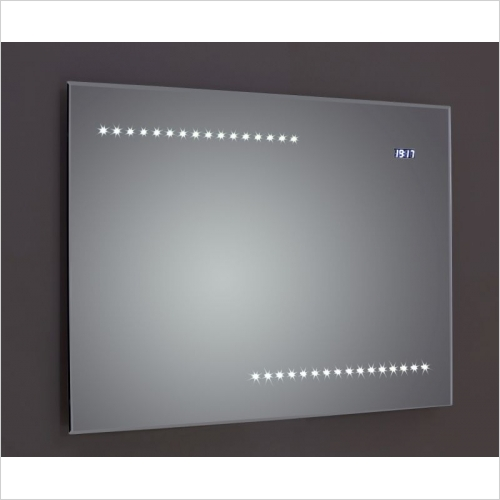 Frontline - Quay LED Bevel Edged Mirror
