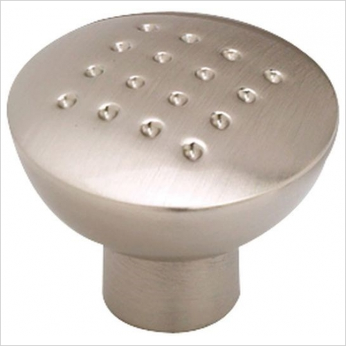 DIY Luxury Kitchens - 33863 Dimpled Knob 35mm Diameter