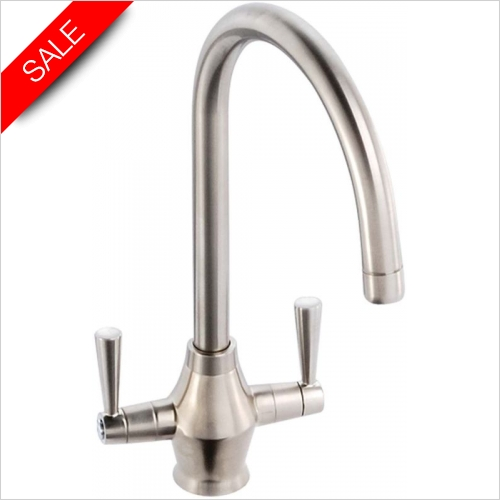 Abode Astral Monobloc Swivel Spout & Twin Levels