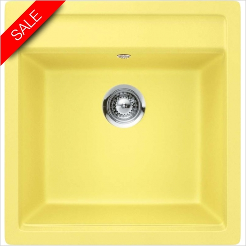 Schock Nemo Single Bowl Sink