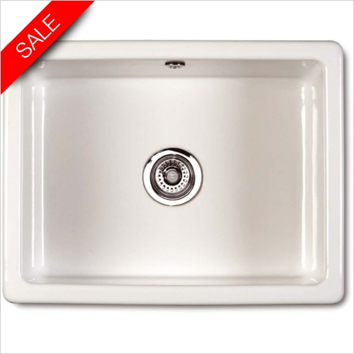 Shaws - Classic Inset 600 1.0 Sink