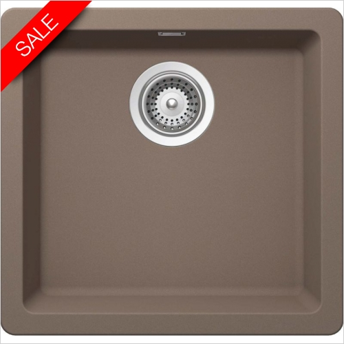 Schock Sinks - Schock Soho Single Bowl 390 x 390mm Undermount