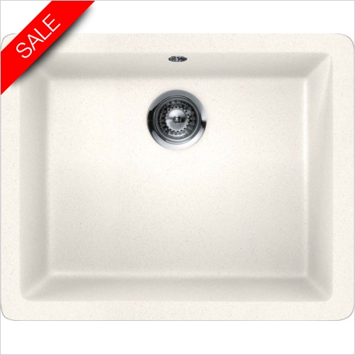 Schock Sinks - Schock Soho Single Bowl 490 x 390mm Undermount