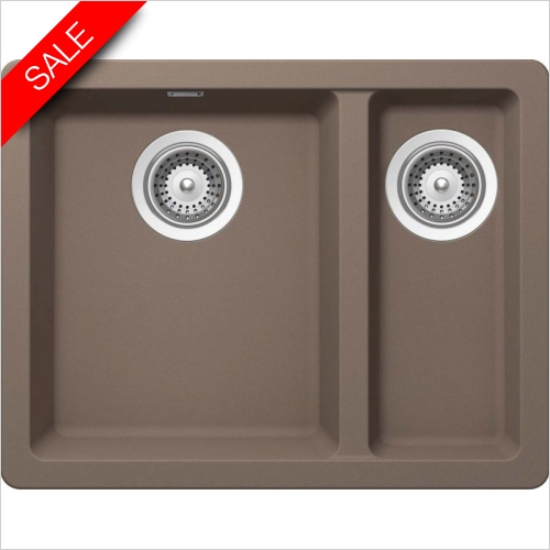 Schock Sinks - Schock Soho 1.5 Bowl Undermount