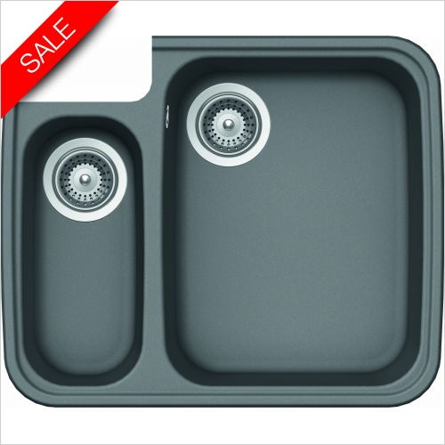 Schock Solido Cristalite 1.5 Undermount Bowl Sink