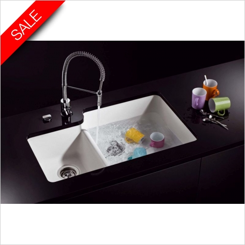 Schock Sinks - Schock Solido Cristalite 1.75 Undermount Bowl Sink
