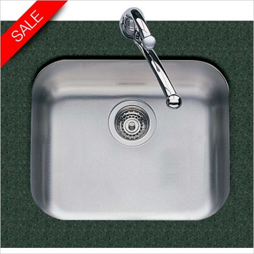 Clearwater Symphony Undermount 1.0 Bowl Sink
