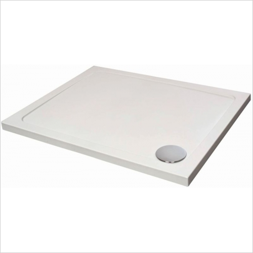 Aquaglass - 1200 x 900mm Designer Shower Tray