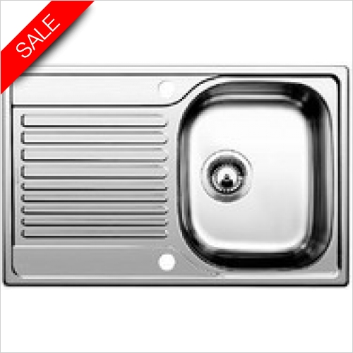 Blanco Sinks - Tipo 45 S Compact 1.0 Bowl Sink
