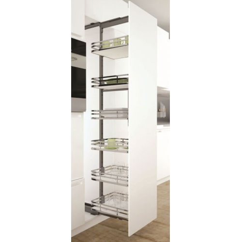 Infinity Plus Pull-Out Larder 600mm, 720-955mm H, SIGE