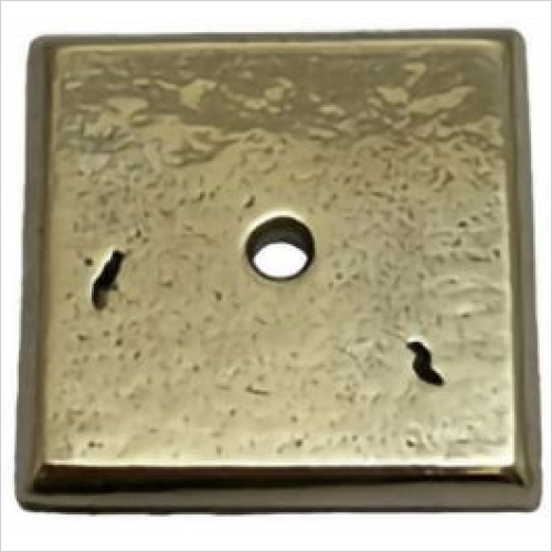 Herbert Direct Handles - Country Square Backplate 40mm