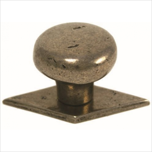 Herbert Direct Handles - Country Round Backplate 40mm