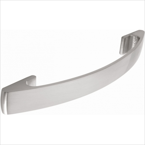 Second Nature Handles - Bow Handle, 128mm