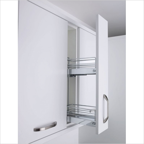 Kessebohmer - Wall Pull-Out, 150mm Wide