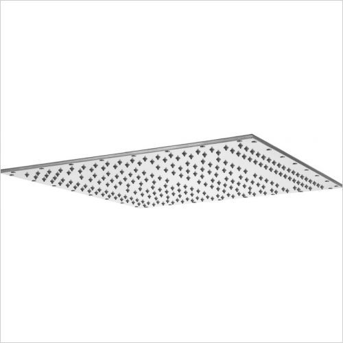 Cellular Square Shower Head 500mm MP