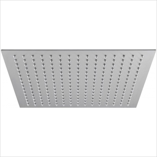 Aquaflow Italia - Square Ultra Thin Shower Head 350mm LP2
