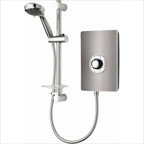 Triton - Aspirante Minimalist Luxury Shower 9.5kW